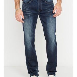 Buffalo Driven Straight Jeans
